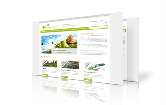 Les jardins de julie paysagiste conseil mediaco for Site de paysagiste