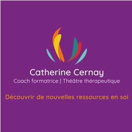 Catherine Cernay - Coach formatrice et théâtre thérapeutique