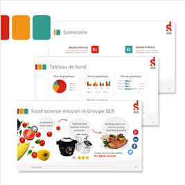 Groupe Seb - Pôle Food Science