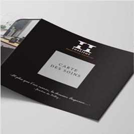 H institut - La carte des soins