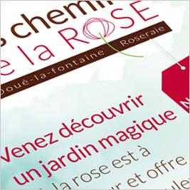 Roseraie Les chemins de la rose