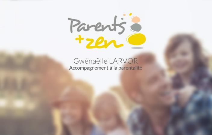 Gwénaëlle Larvor : Accompagnement à la parentalité