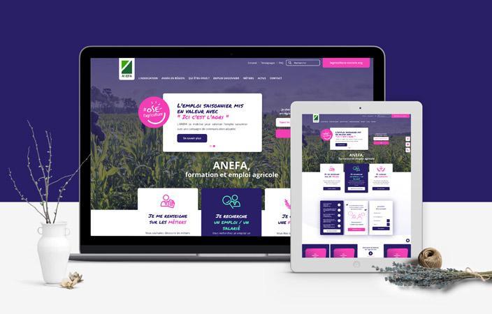 Anefa formation et emploi agricole