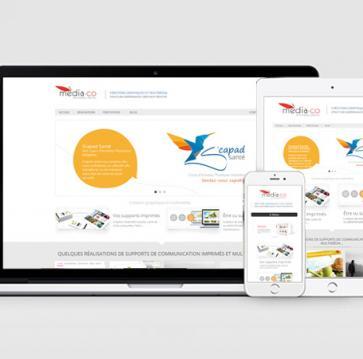 Site internet responsive web design