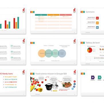 Groupe Seb : Service Food science