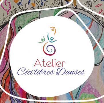 Atelier Céci'Libres Danses - Logo