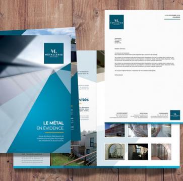 Brochure Métallerie de la Loire